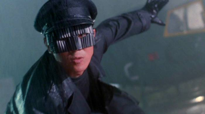 Introducing the Black Mask (Jet Li Lian Jie) from the US DVD