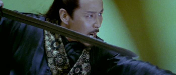 King of Qin (Chen Daoming) in action