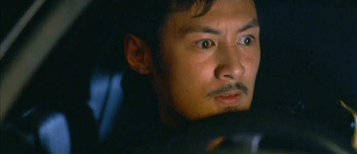 Nakazato (Shawn YUE Man-lok) is Passed.