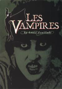 Front cover of Les Vampires DVD box